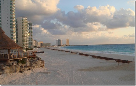 Cancun and Riviera Maya Beach Recovery