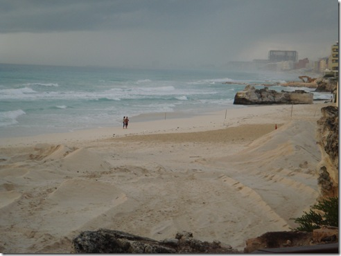 Hurricane Ida causes no trouble in Cancun and the Riviera Maya.