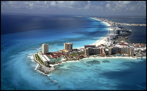 Cancun The Most Popular Travel Destination in 2009