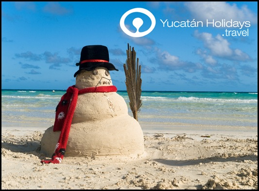 Merry Christmas from Yucatan Holidays