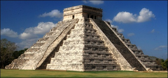 Chichen Itza and the Spring Equinox
