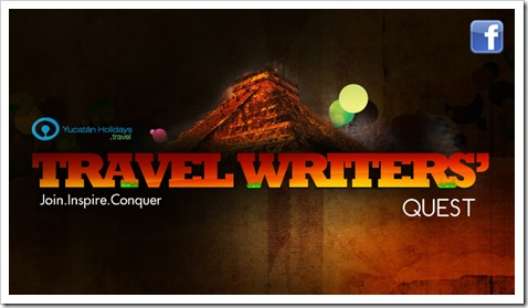 Travel Writers Quest Terms and Conditions