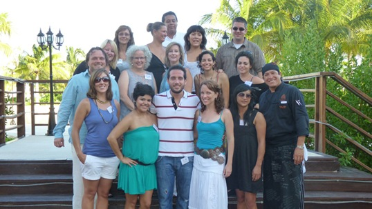 A weekend to remember in Hacienda Tres Rios