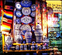 Directly from Puebla, the Mexican Talavera