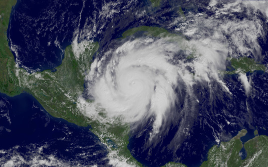 Wilma hurricane season cancun