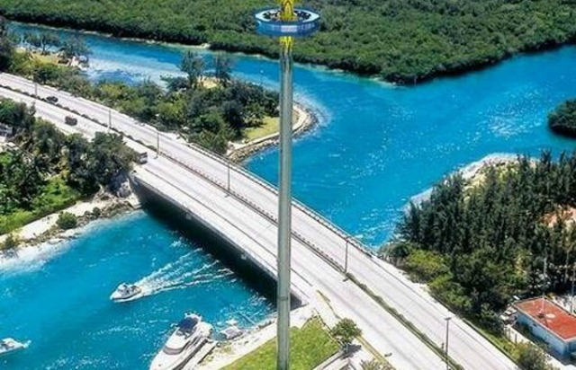 cancun bridge