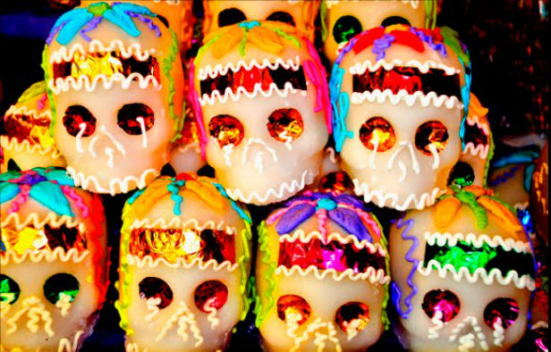 Day of the Dead Candy Sugar Skulls